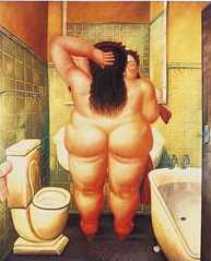 Wonderful Picture by Botero